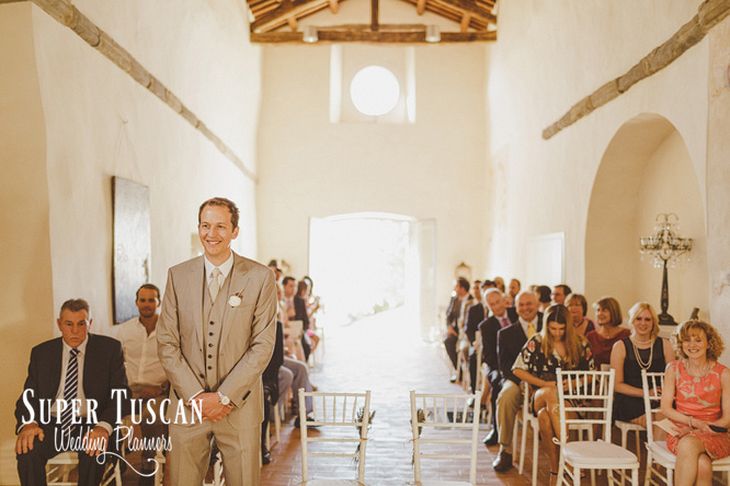 17Wedding in Italy Country style Super Tuscan