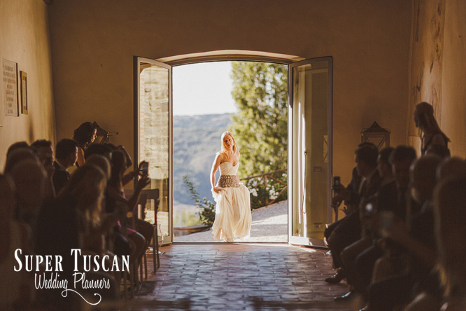 18Wedding in Italy Country style Super Tuscan