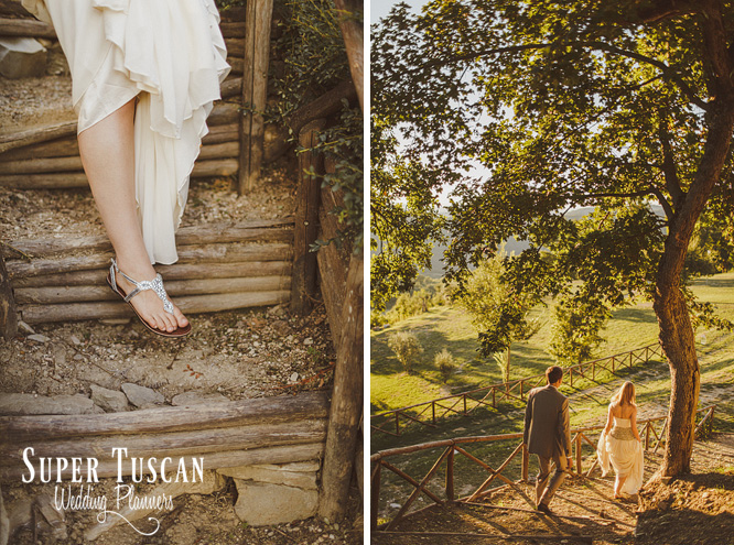 22Wedding in Italy Country style Super Tuscan