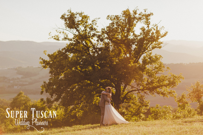 23Wedding in Italy Country style Super Tuscan