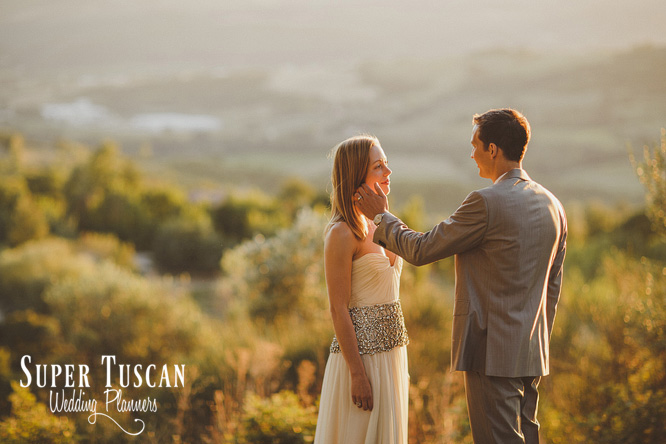 26Wedding in Italy Country style Super Tuscan