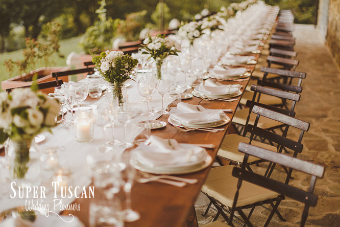 31Wedding in Italy Country style Super Tuscan