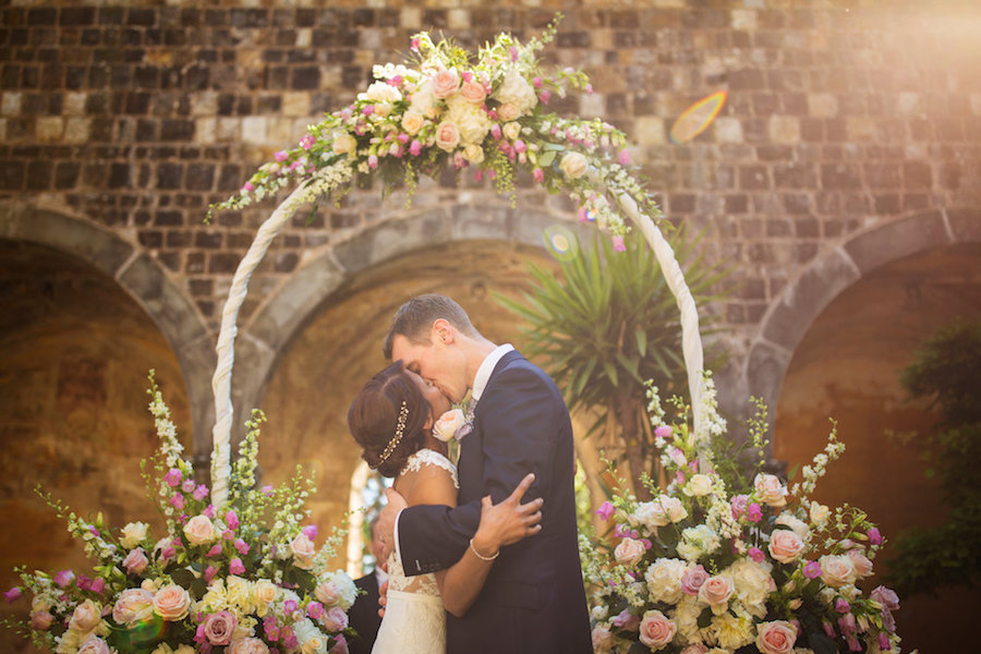 Wedding ceremonies in tuscany super tuscan wedding planners religious wedding ceremonies junglespirit Image collections