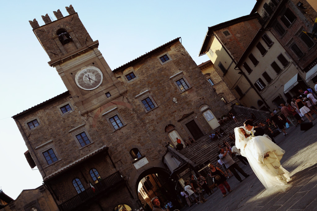 Wedding Planners in Cortona
