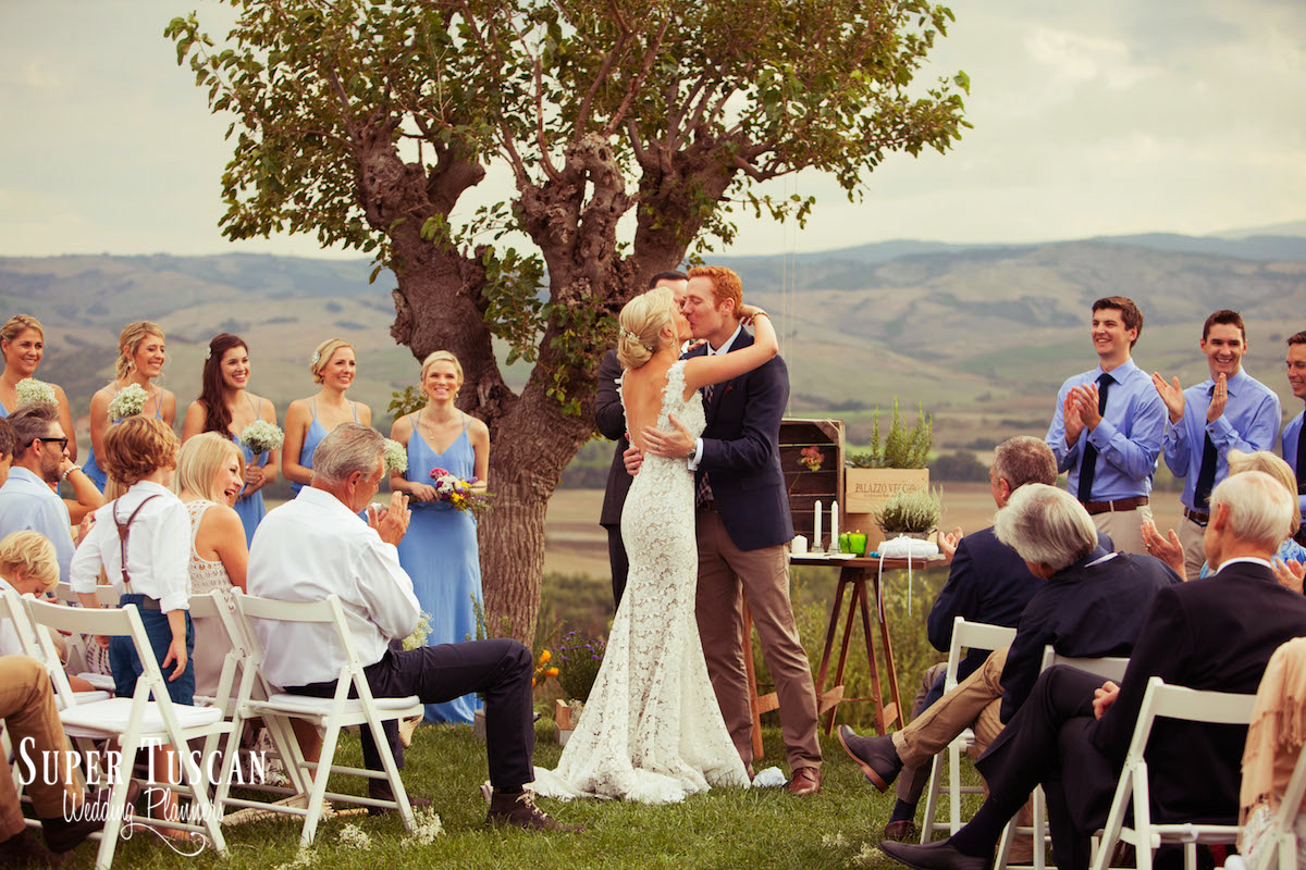 Wedding Ceremonies In Tuscany