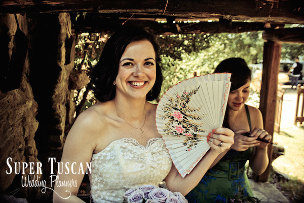 24Vintage style wedding in Italy