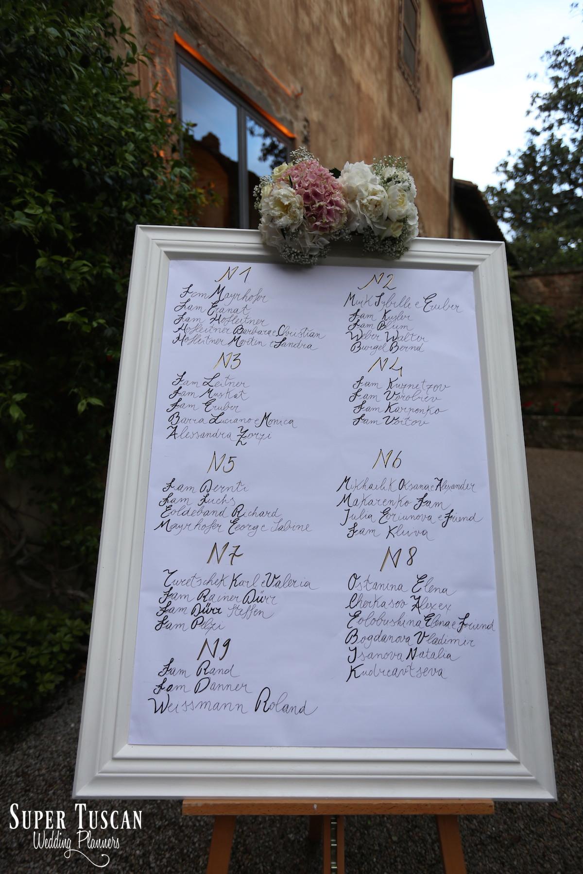 31Luxury wedding in italy Tuscany