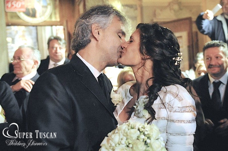 01Bocelli's Wedding in Tuscany