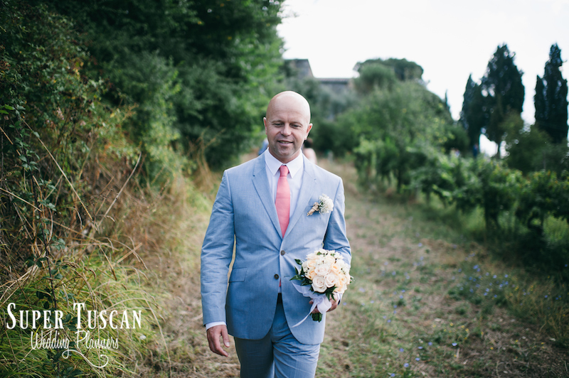 48Wedding in Tuscany Cortona - Mercatale - Italy