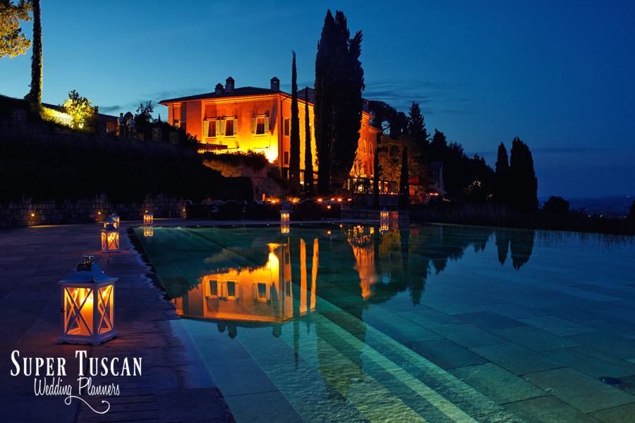 62wedding tuscany ferragamo villa