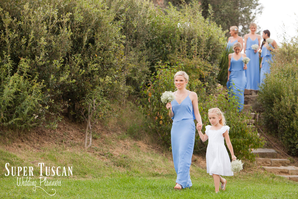 16Stunning Bride for wedding in Val d'orcia Italy