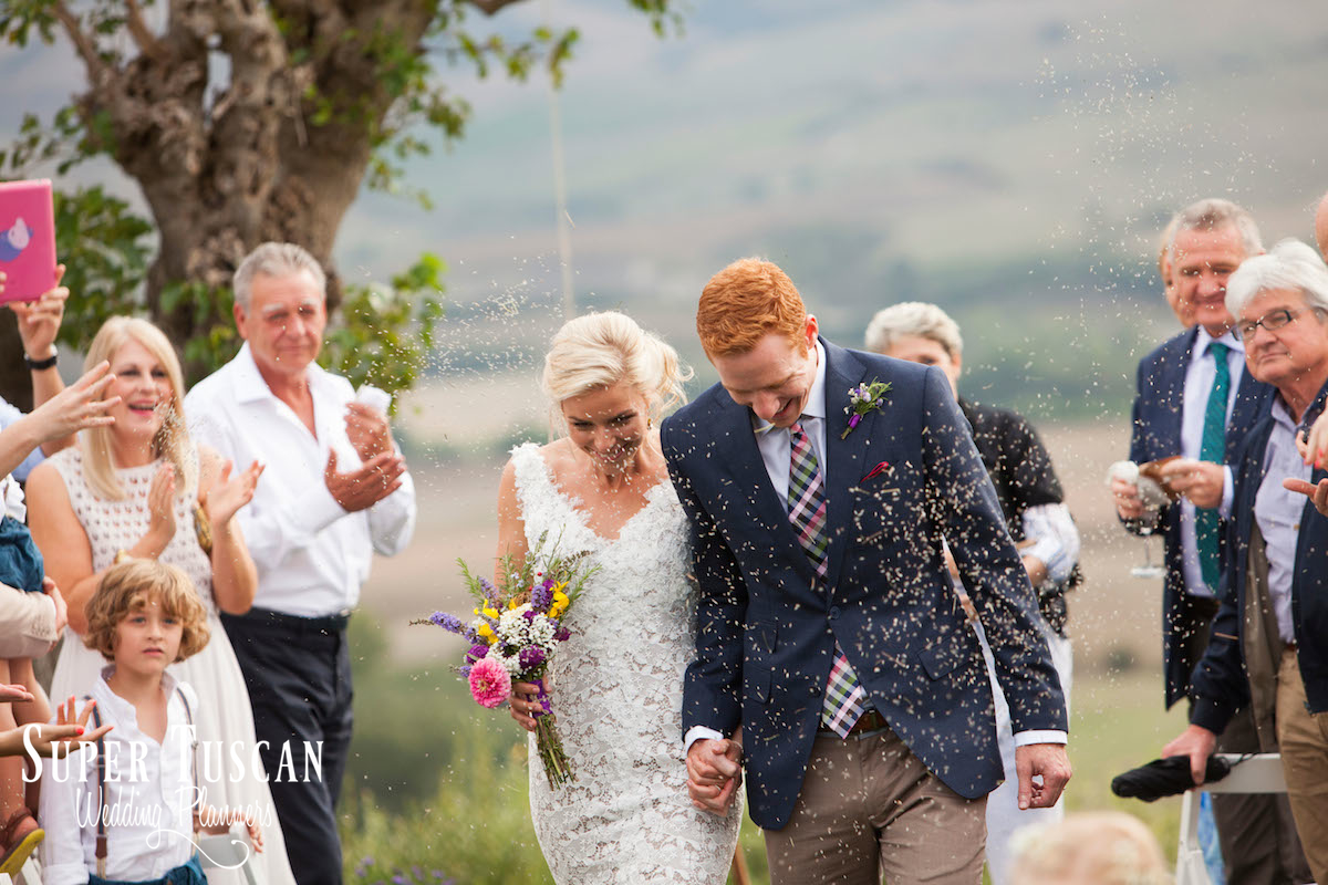 19Stunning Bride for wedding in Val d'orcia Italy