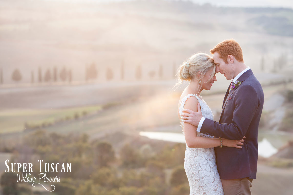 25Stunning Bride for wedding in Val d'orcia Italy