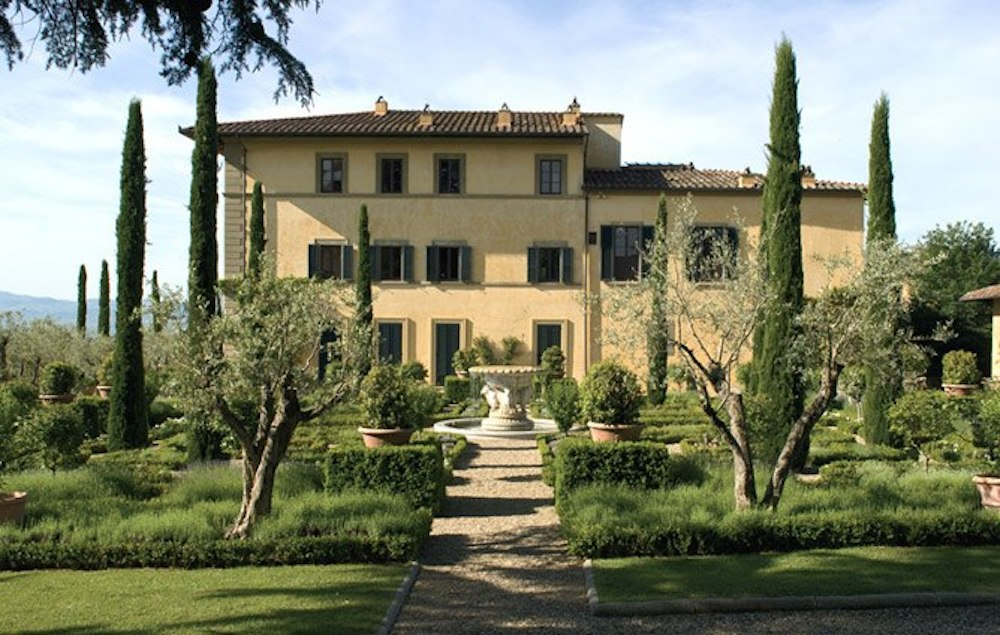 Your Tuscan Wedding at STing's House 2