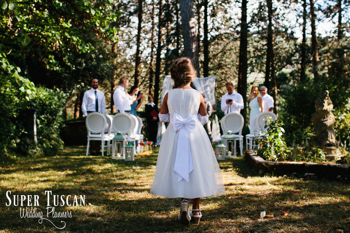 11Wedding in Italy romantic style Super Tuscan Wedding Planners