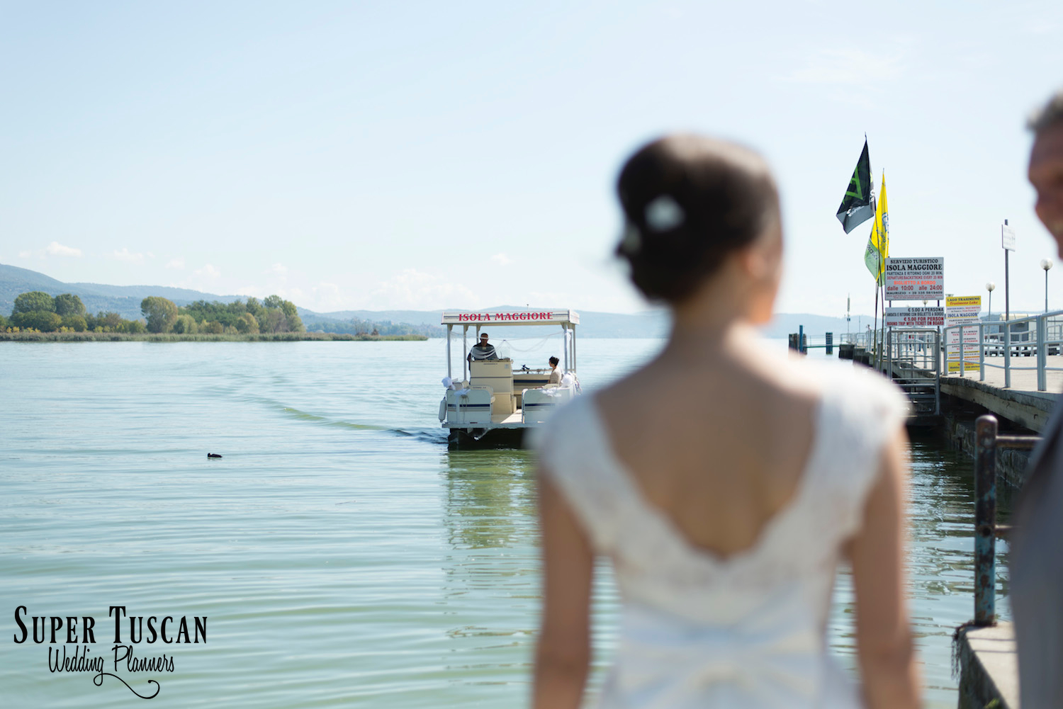12Wedding on Trasimeno Lake - Umbria