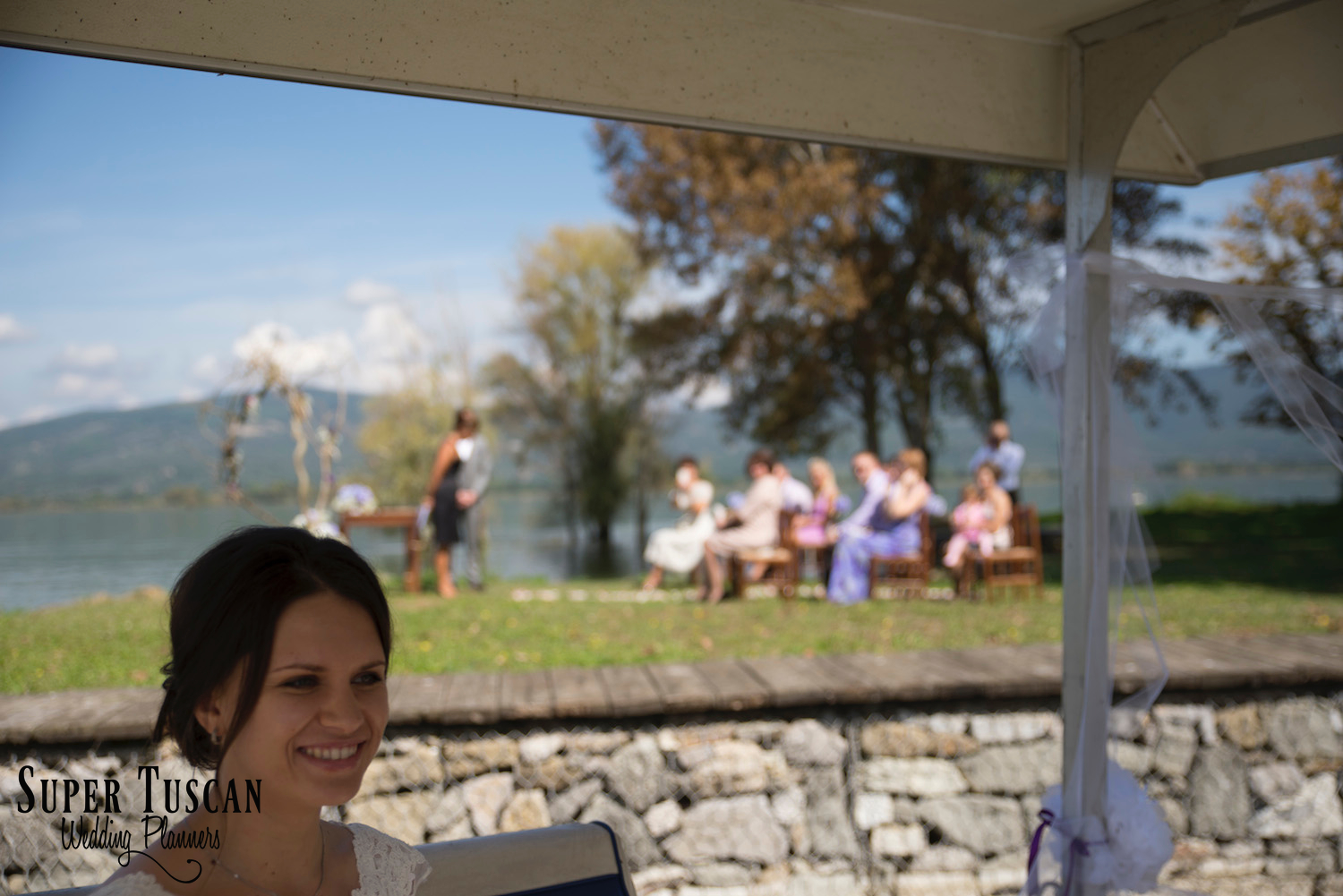 17Wedding on Trasimeno Lake - Umbria