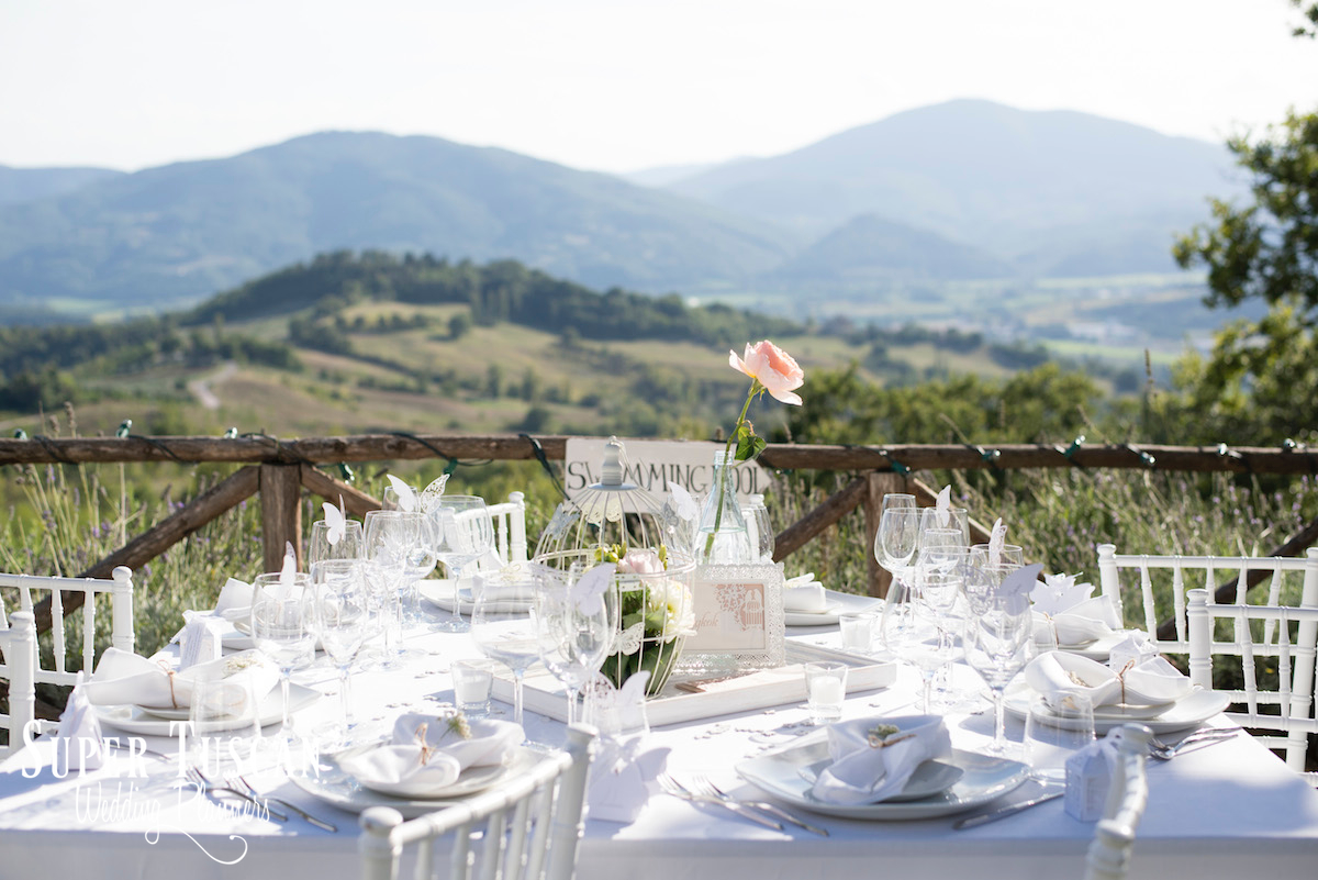 40Country chic wedding in italy