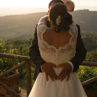 46Country chic wedding in italy