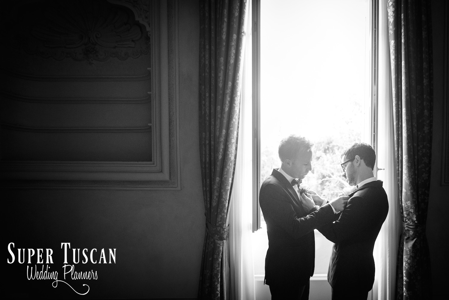 01Gay Wedding in Tuscany Italy