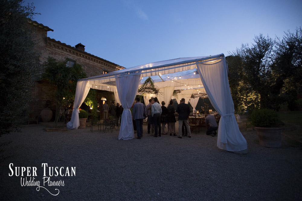 11Rehearsal dinner in Tuscany