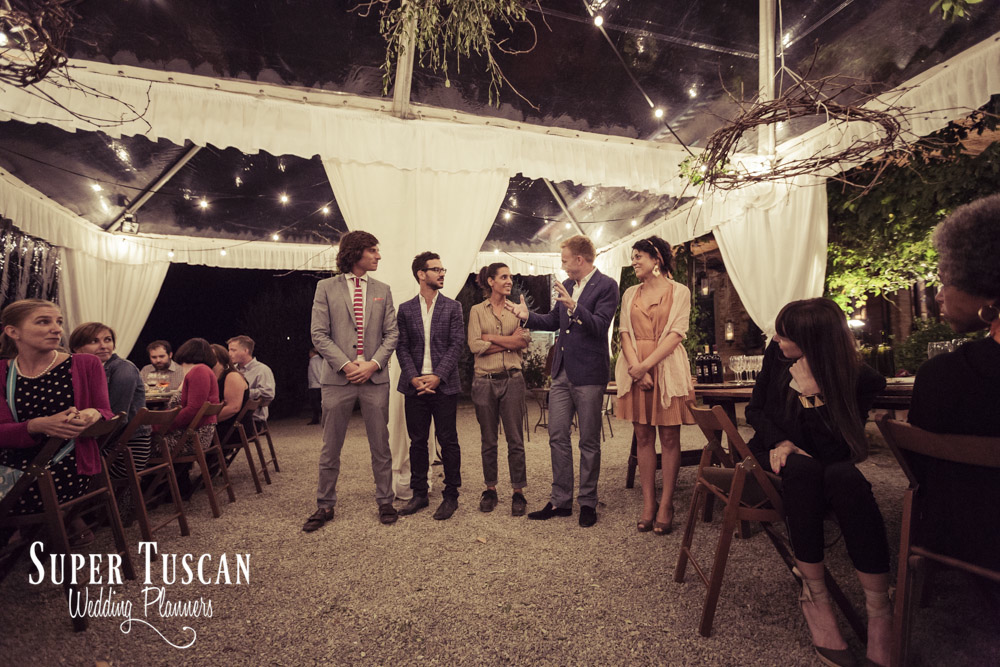 Tuscan Wedding planners