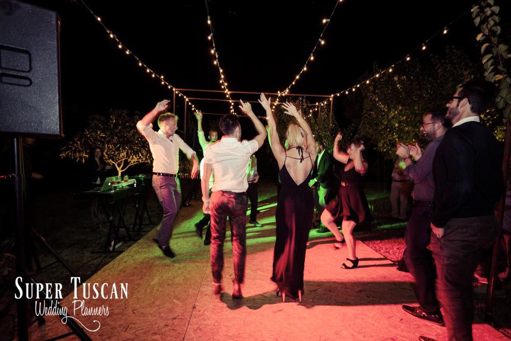 Tuscan Wedding planners
