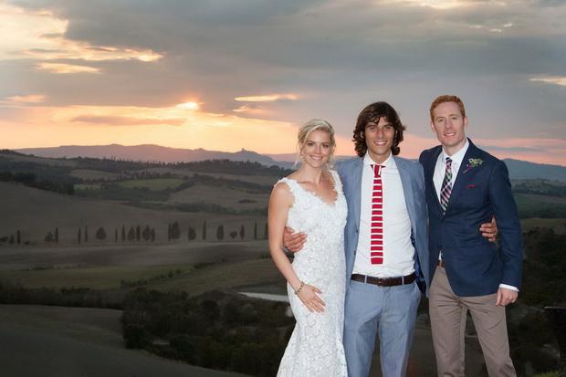 Свадебный организатор в Италии