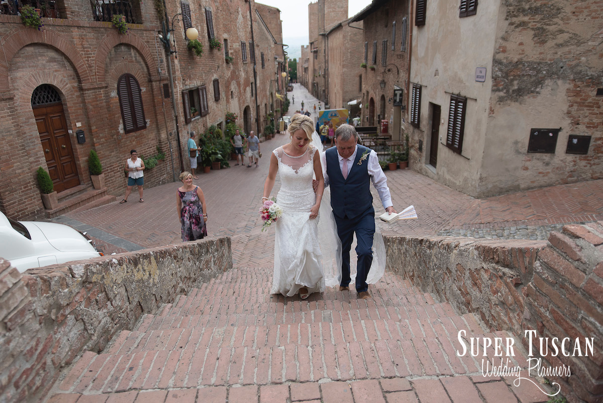09Wedding in San Gimignano