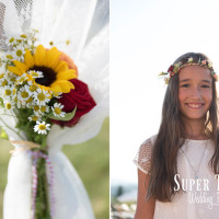 12Country wedding in tuscany - string lights