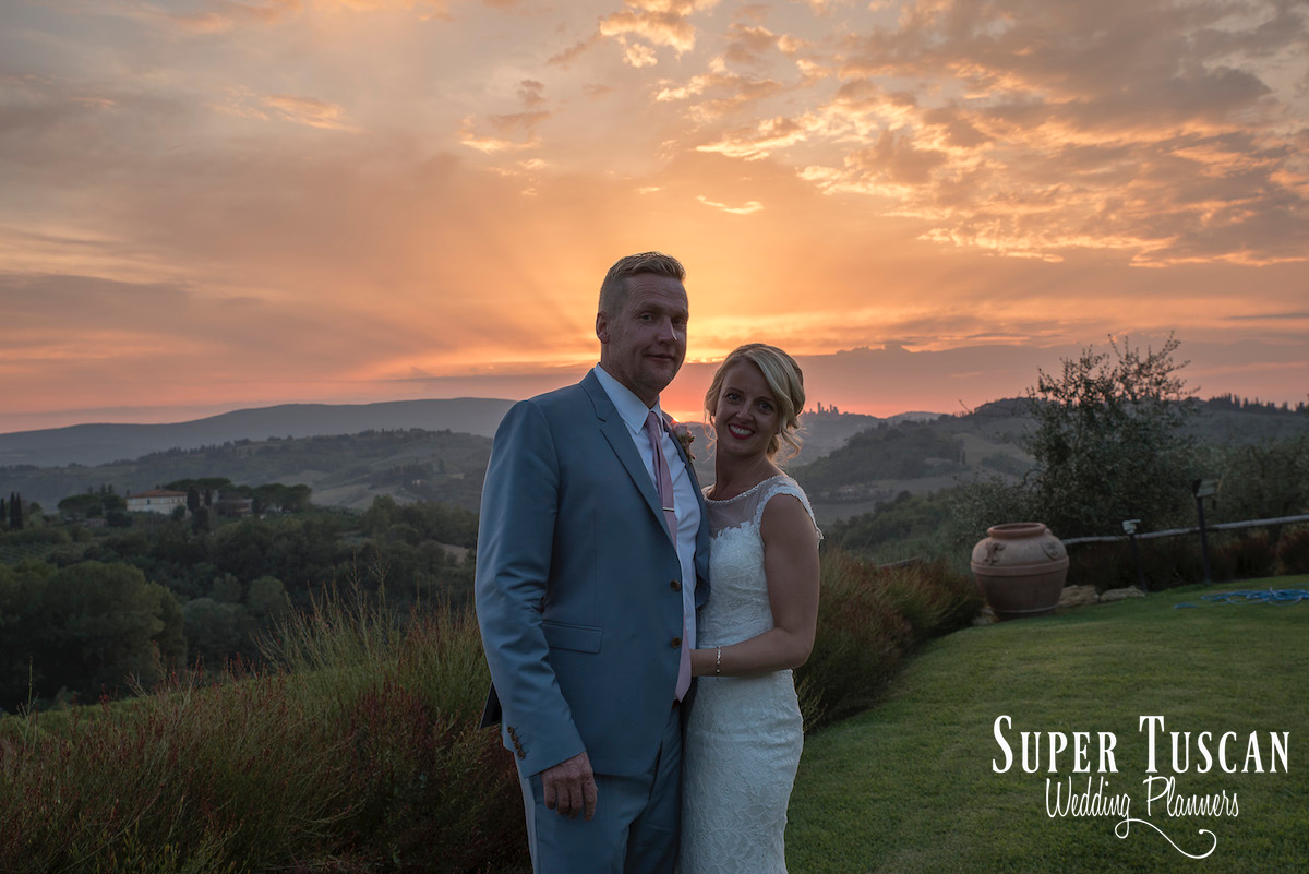 29Wedding in San Gimignano Rustic Tuscan wedding