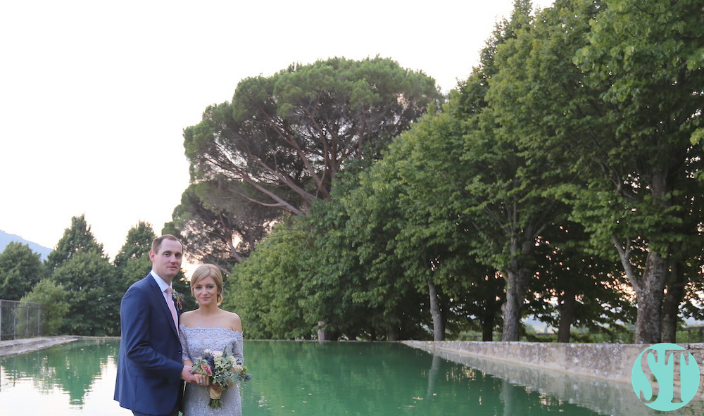 15A Wedding in Italy - Tuscany Cortona