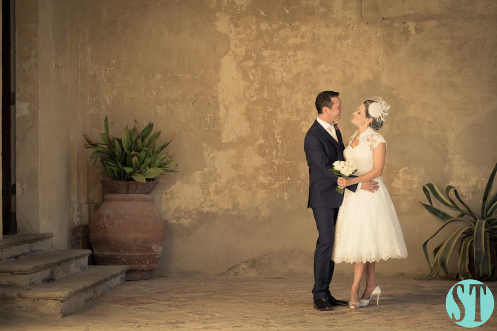 15Vintage Wedding in the italian garden
