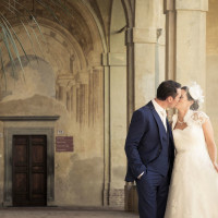 17Vintage Wedding in the italian garden