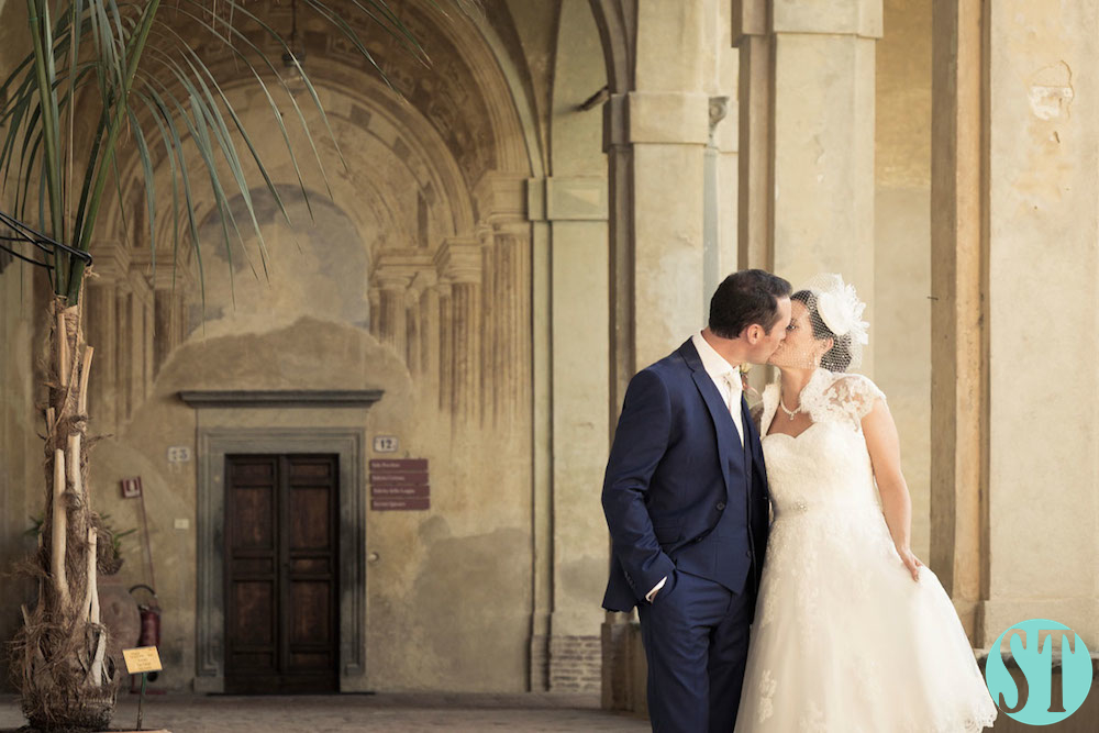 17Vintage Wedding in the italian garden