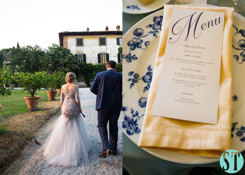 20A Wedding in Italy - Tuscany Cortona