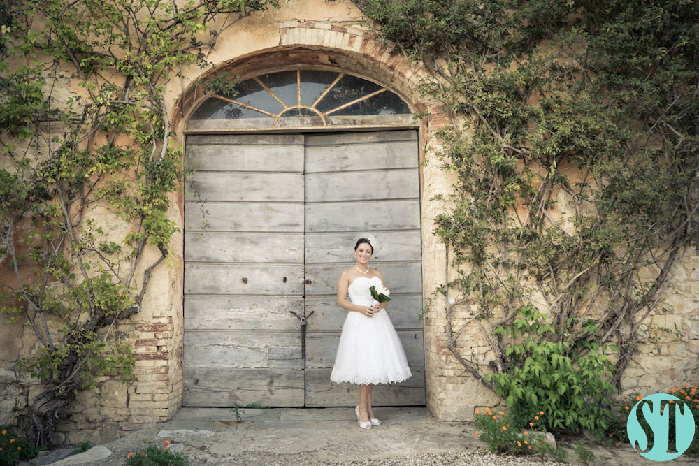 23Vintage Wedding in the italian garden