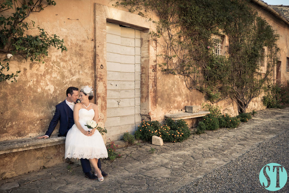 24Vintage Wedding in the italian garden