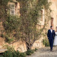 25Vintage Wedding in the italian garden