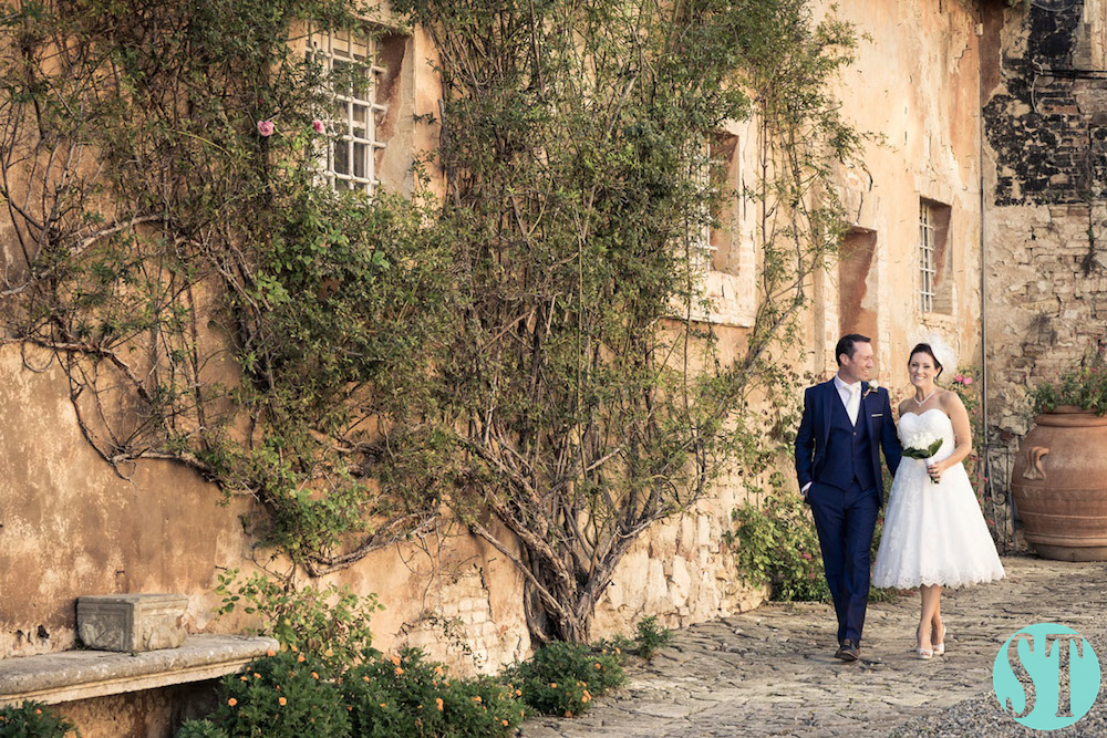 25Vintage Wedding in the italian garden