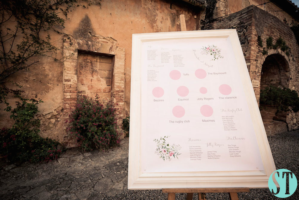28Vintage Wedding in the italian garden