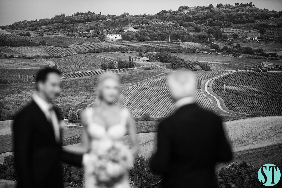 68Wedding planner in Montepulciano