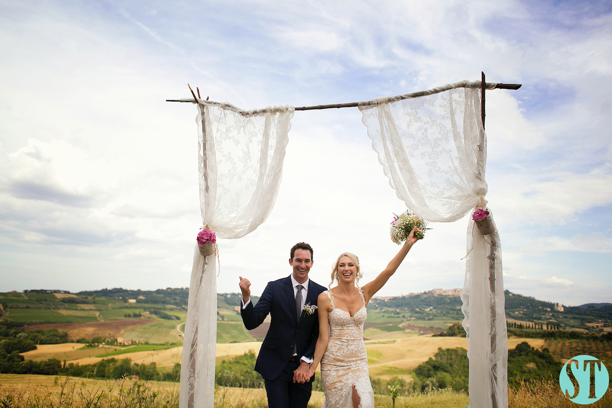 86Wedding planner in Montepulciano