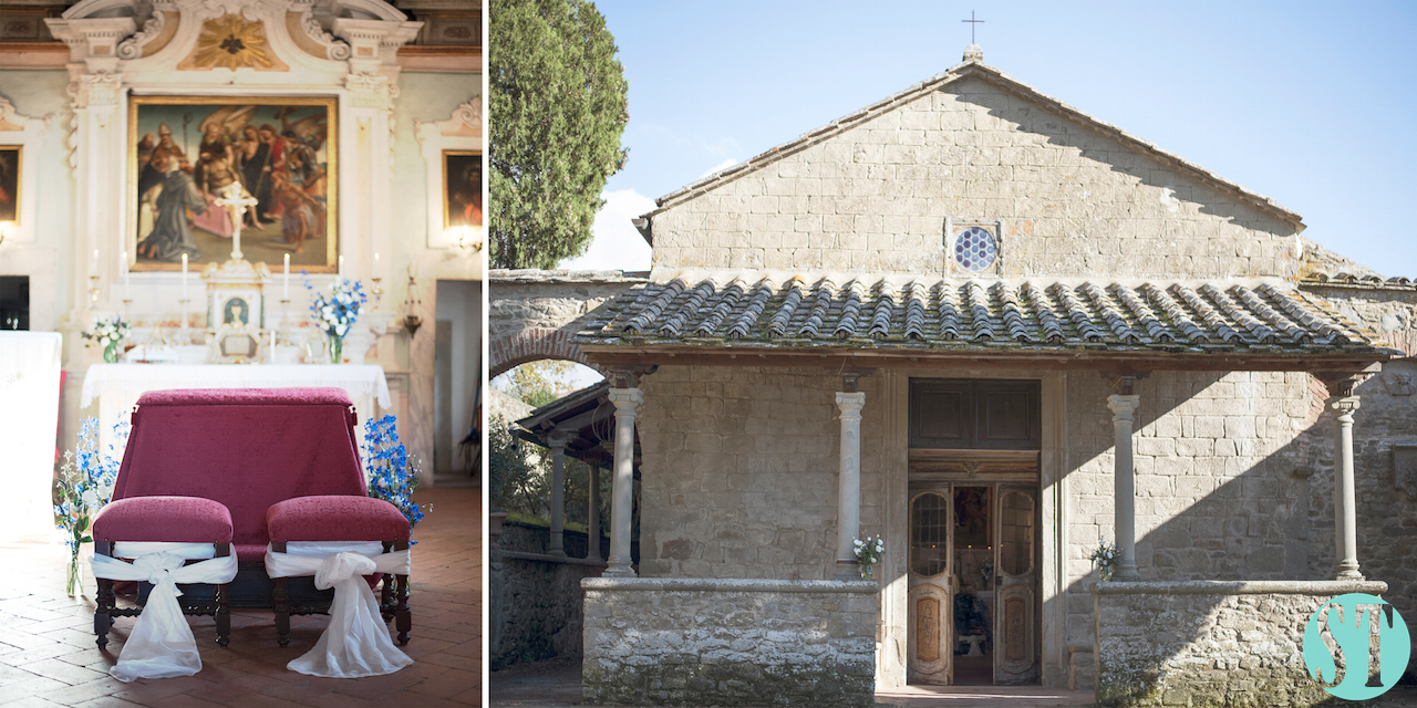 04 Rustic Style Wedding in Tuscany