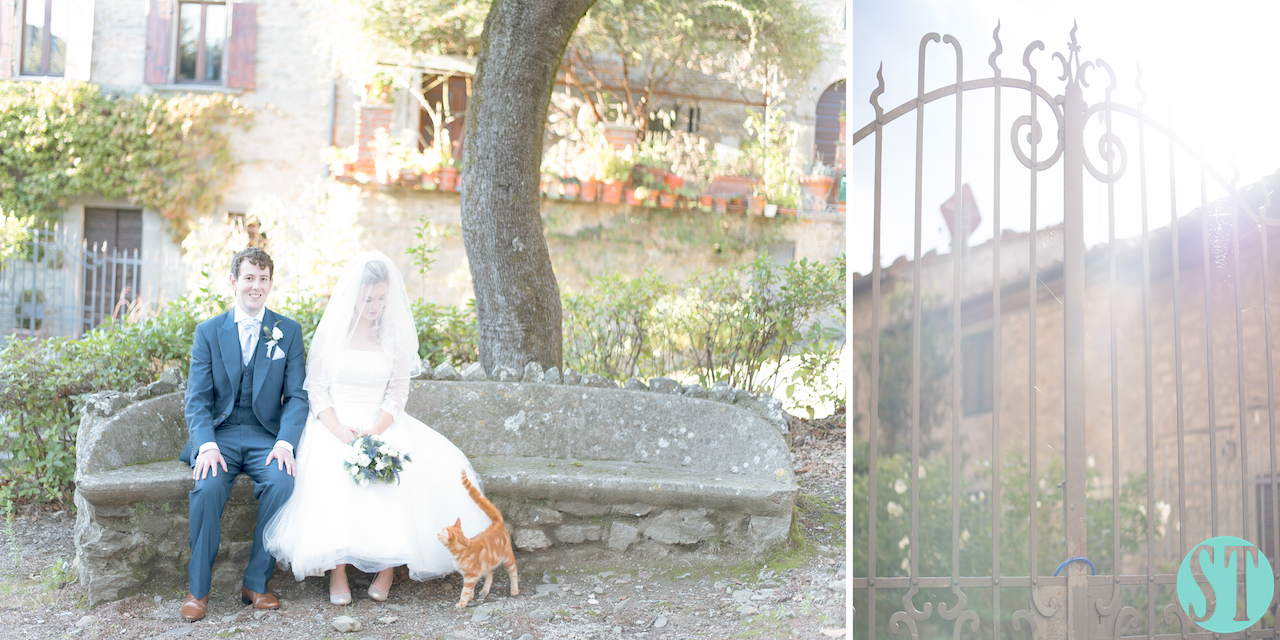 09 Rustic Style Wedding in Tuscany