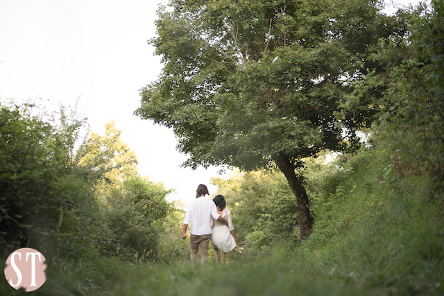 19Romantic engagement in Tuscany