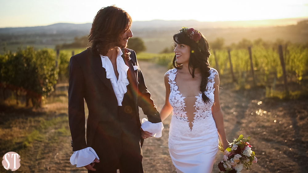 18Romantic wedding in Tuscany