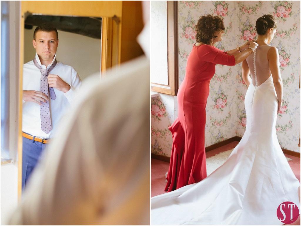 Classy Tuscan wedding