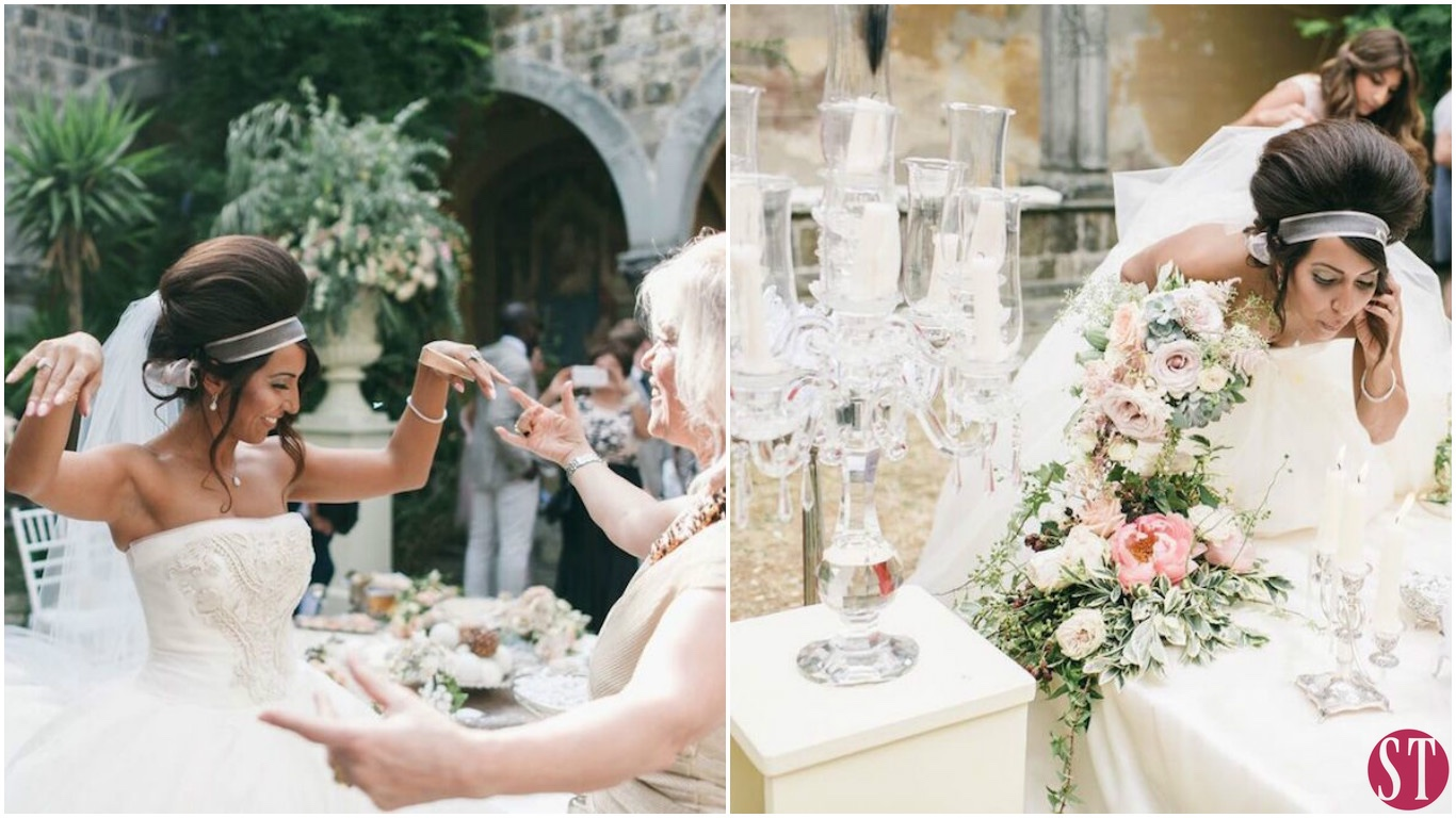 Florence Chic Wedding In Tuscany