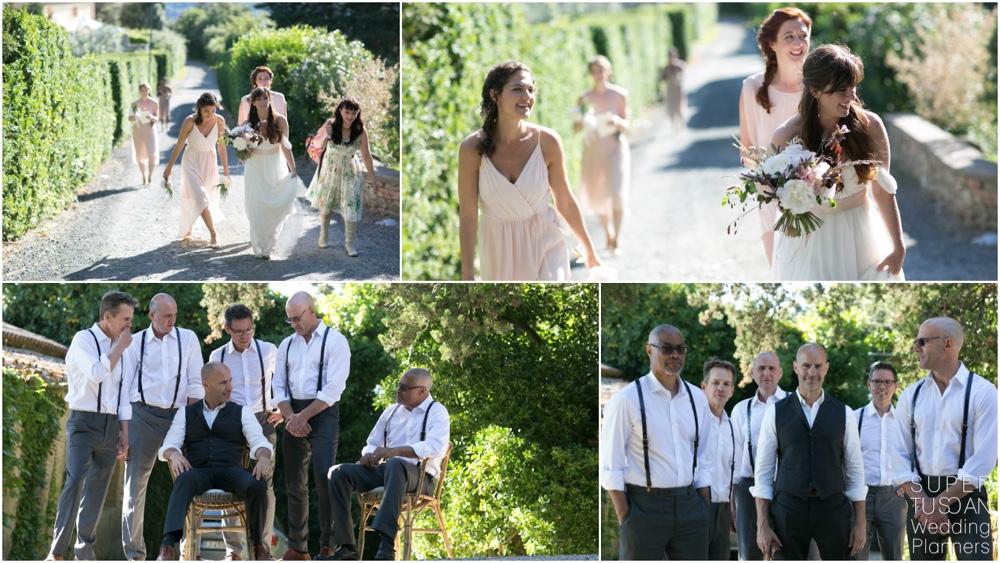 12 Wedding in Pisa Super Tuscan wedding planners